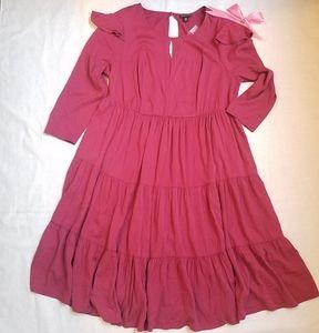 torrid dress.  women's clothing